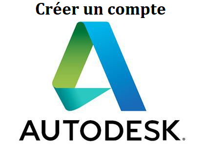 create an autodesk account