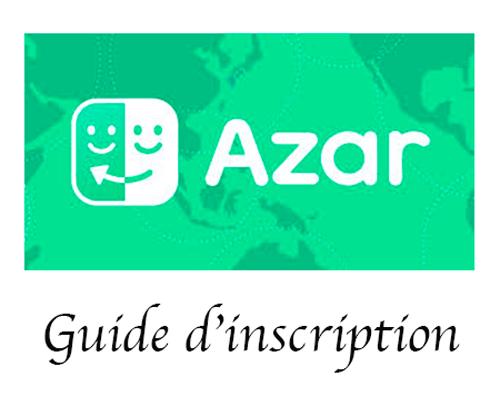 Azar inscription