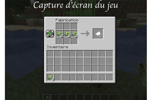Faire une carte sur Minecraft