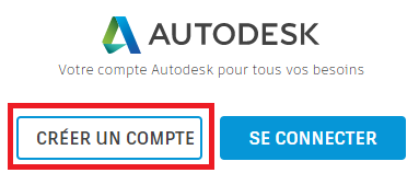 create account autodesk