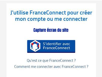 france connect retraite