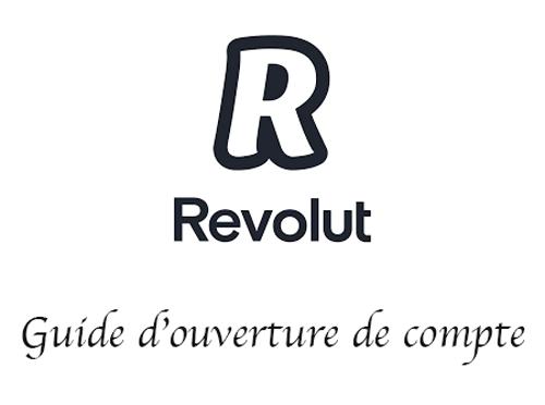 Ouvrir un compte revolut