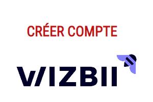 créer un compte wizbii