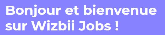 consulter les offres d'emploi Wizbii