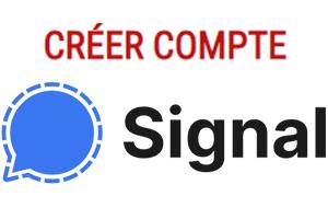 Comment s'inscrire sur Signal ?