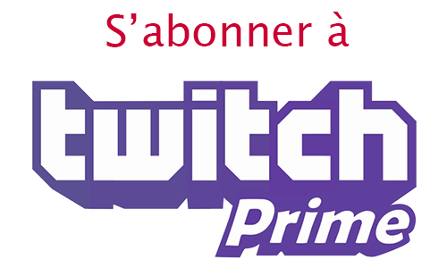 abonnement TwitchPrime (Sub Twitch Prime)