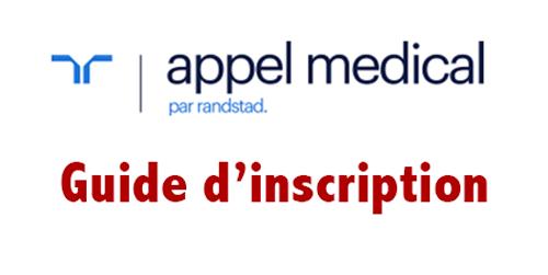 Ouvrir un compte Appel Médical