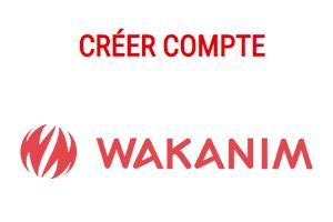 Mon compte Wakanim: Procédure de création d'un compte sur la plateforme de streaming www.wakanim.tv/fr