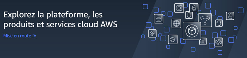 Site Amazon Web Services