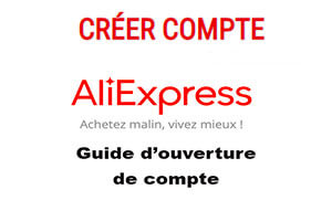 Créer plusieurs compte Aliexpress