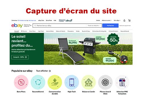 Ebay vendre gratuitement