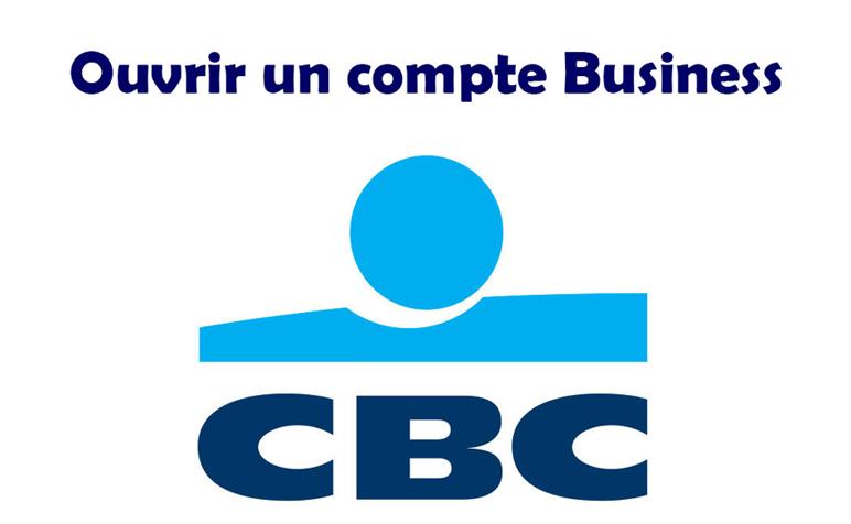 Ouvrir un compte Business CBC