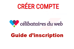 inscription célibataire du web