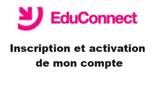 Créer un compte educonnect