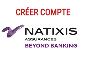 Créer un compte Natixis Epargne