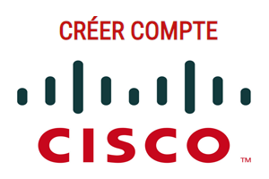 Creer compte Cisco Netacad