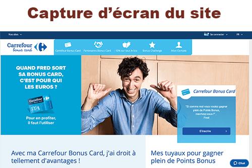 my.carrefour.eu activation carte