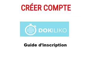 Ouvrir un compte Dokiliko