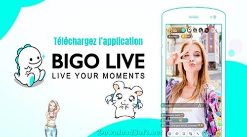 telecharger bigo live