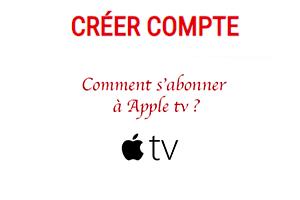 Apple TV prix abonnement