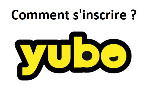 Comment créer un compte Yubo ?