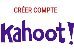 Comment s'inscrire sur Kahoot ?