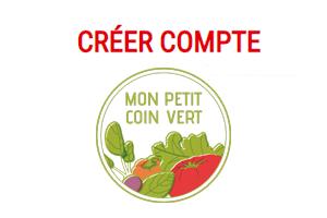 Mon Petit Coin Vert Inscription